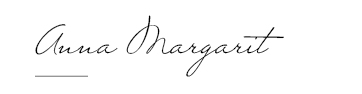 Signature Anna Margarit